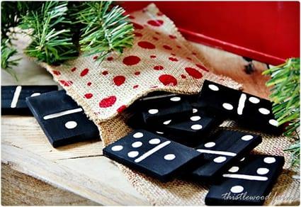Handmade Dominos