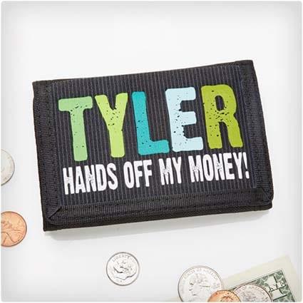 Hands Off Wallet