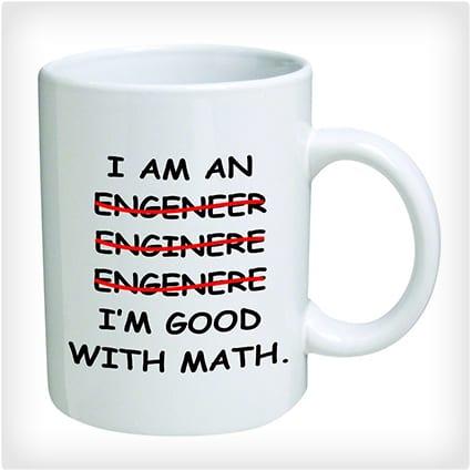 I'm An Engineer Mug