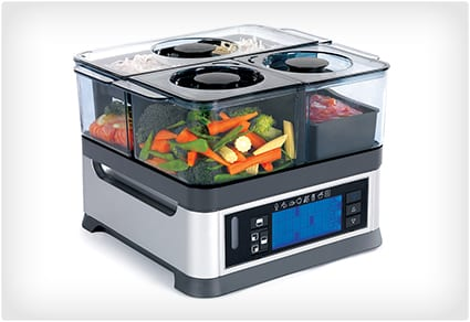 Intellisteam Food Steamer