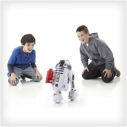 Interactive R2-D2