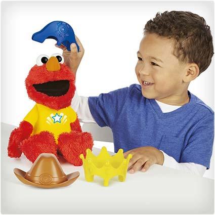 Let's Imagine Elmo