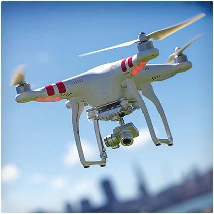 Live Video Camera Drone