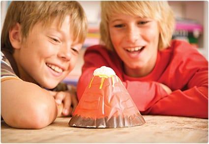 Make a Volcano Kit