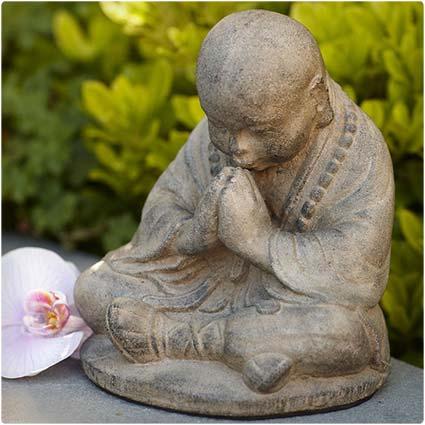 Namaste Monk