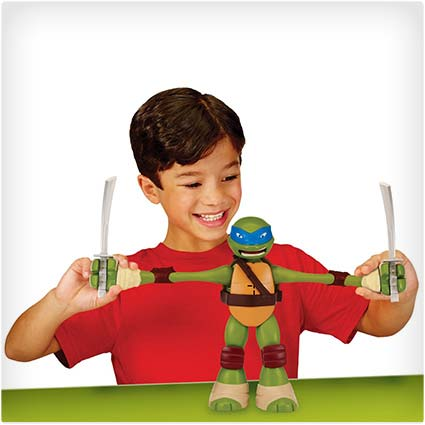 Ninja Turtles Stretch N' Shout Leonardo