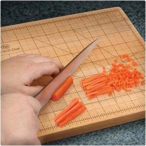 The OCD Cutting Board