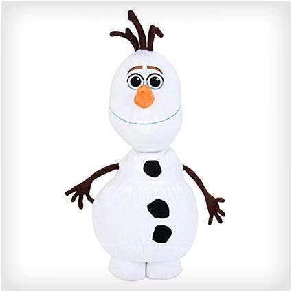 Olaf Cuddle Pillow