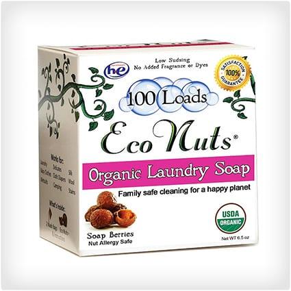 Organic Laundry Detergent
