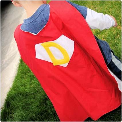 Personalized Superhero Cape