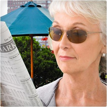 Polarized Sun Readers