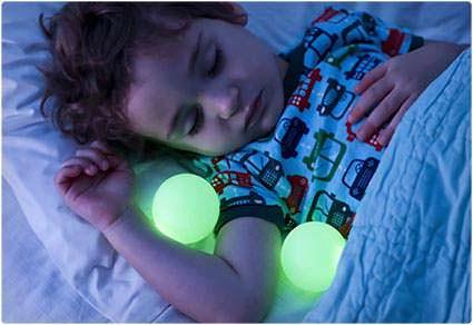 Portable Nightlight Balls
