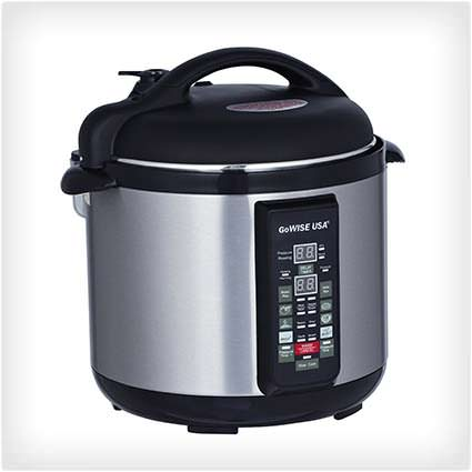 Pressure Cooker Slow Cooker
