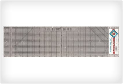 Quilter's Rule Ruler