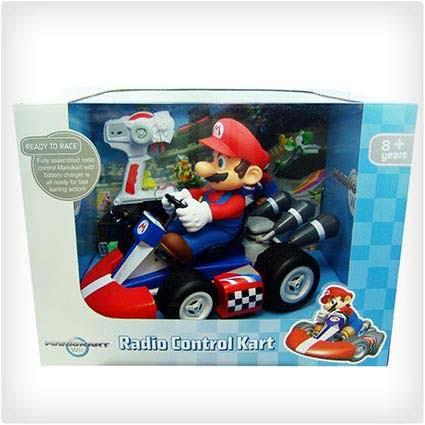 RC Mario Kart