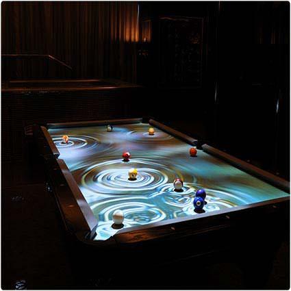 Responsive Pool Table