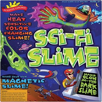 Sci-Fi Slime Science Kit