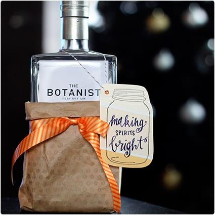 Spirits Gift Tag
