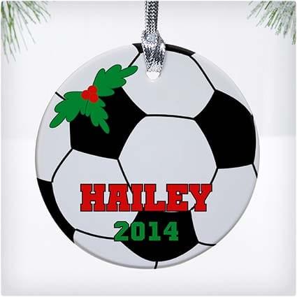 Sports Ornament