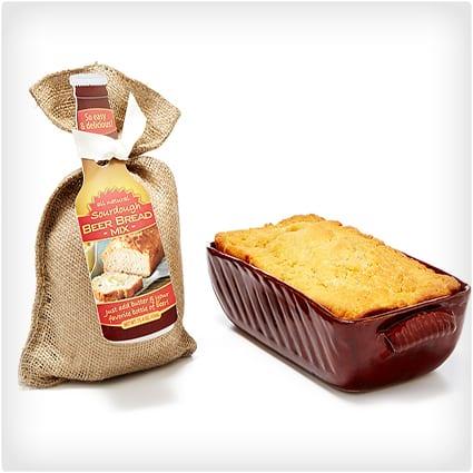 Stoneware Bread Baker