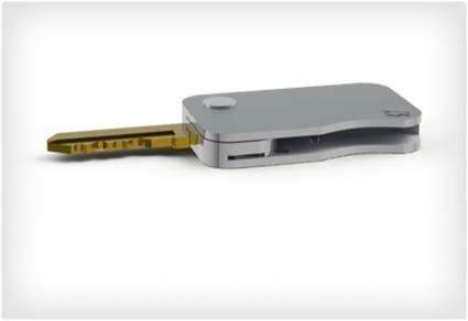 Switchblade Style Key