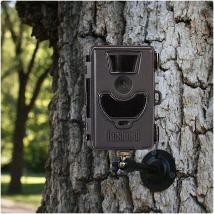 Wireless Motion Activated Surveillance Camera