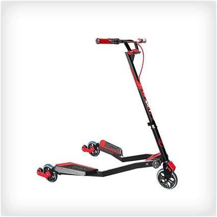 Y Fliker Lift Self-Propelling Scooter