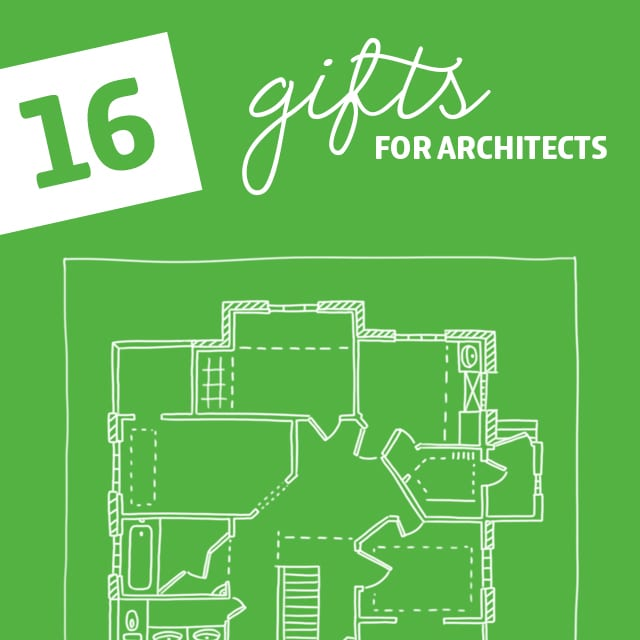 Architectural Gifts 16 creative gifts for architects | dodo burd