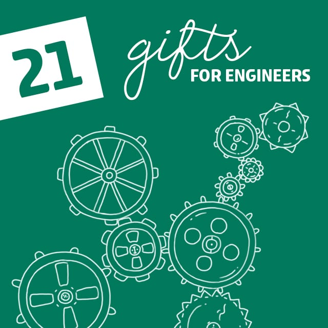 21 Creative Gift Ideas for Engineers
