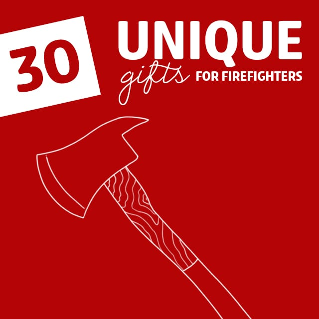 30 Good Firefighter Gifts for the Fireman and Firewoman in Your Life