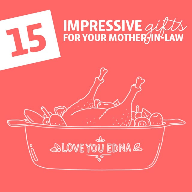 Great Gift Ideas For Mom Part - 21: Here Are Some Great Gift Ideas For Mother-in-laws. As If They