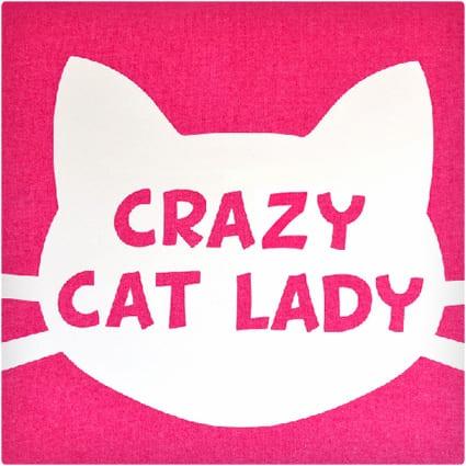Crafty Cat Lady T-Shirt