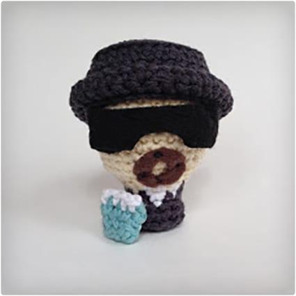 Crocheted Walter White
