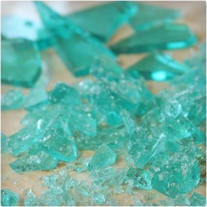 Crystal Meth Rock Candy