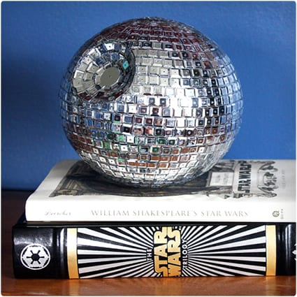 DIY Disco Death Star