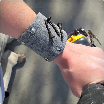 DIY Magnetisches Armband