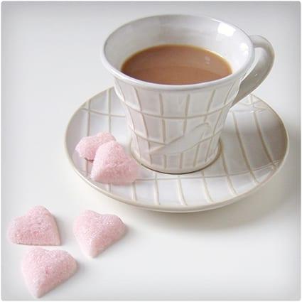 DIY Sugar Cube Hearts