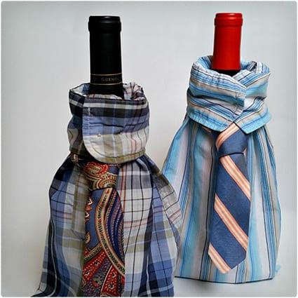 Dapper Wine Bags