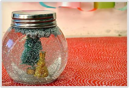 Glitter Globe