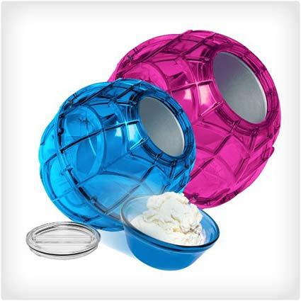 Ice Cream Making Ball