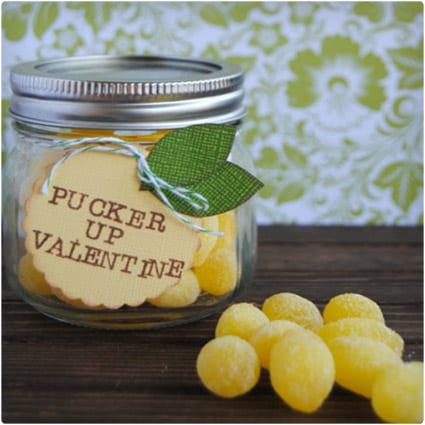 Lemon Drop Valentine