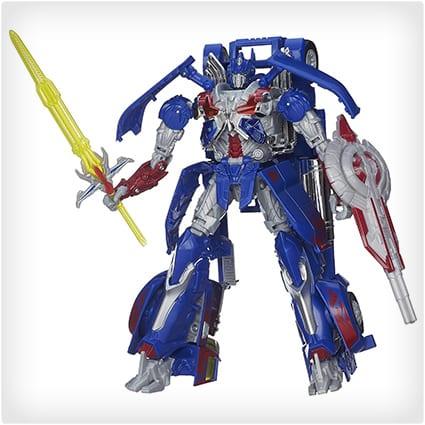 Optimus Prime Age of Extinction