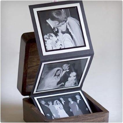 Pop Up Photo Box