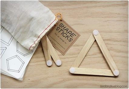 Shape Sticks