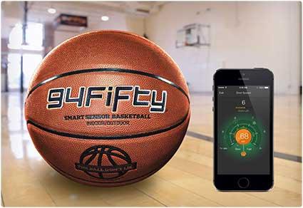 Smart-Sensor-Basketball