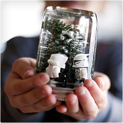 Stormtroopers Snow Globe