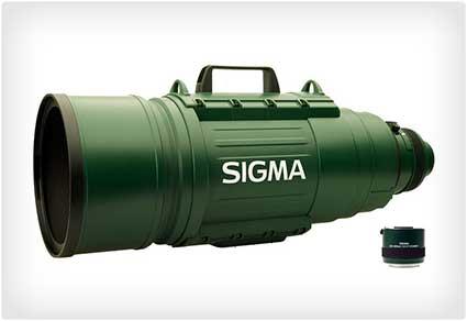 Ultra-Telephoto-Lens