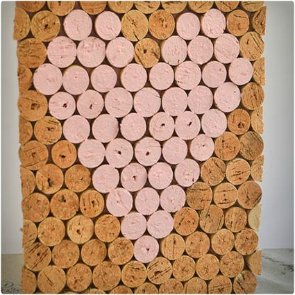 Wine Lover's Corkboard