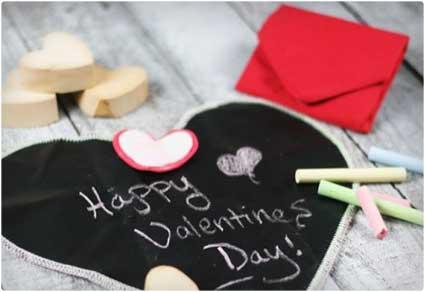 Chalkboard-Valentine