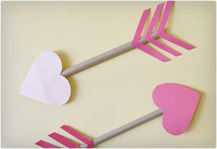 Cupid's-Arrow-Valentine-Wall-Art